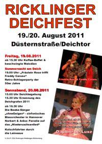 16. Ricklinger Deichfest 2011