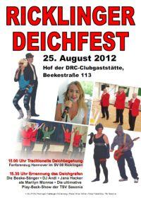 17. Ricklinger Deichfest 2012